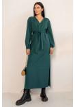 Сукня «Кассі» смарагдового кольору