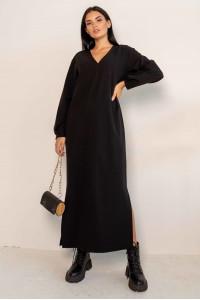 Сукня «Кассі» чорного кольору