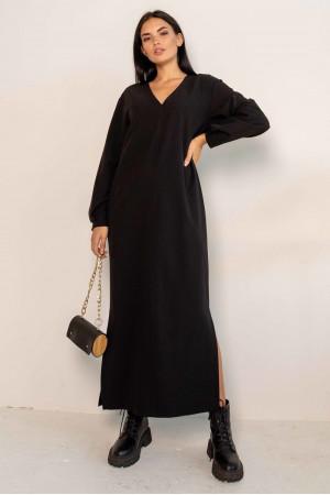 Платье «Касси» черного цвета