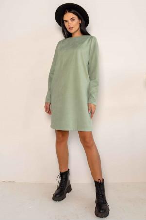 Сукня «Петті» яблуневого кольору