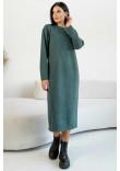 Сукня «Пет» смарагдового кольору