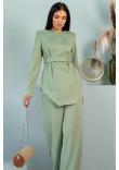 Блуза «Ренейт» яблуневого кольору