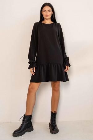 Сукня «Еббі» чорного кольору