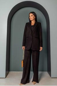 Пиджак «Вики» черного цвета