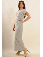 Платье «Круиз-Моно» серого цвета