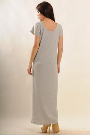 Сукня «Круїз» сірого кольору