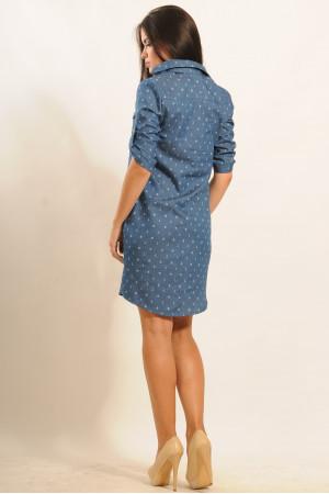 Сукня «Тейлі» з морським принтом