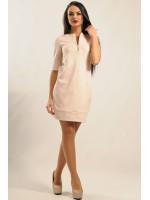 Платье «Маренго» цвета пудры