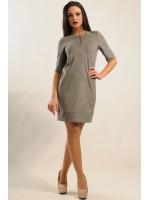 Сукня «Маренго» сірого кольору