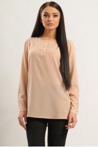 Блуза «Айрин» бежевого цвета