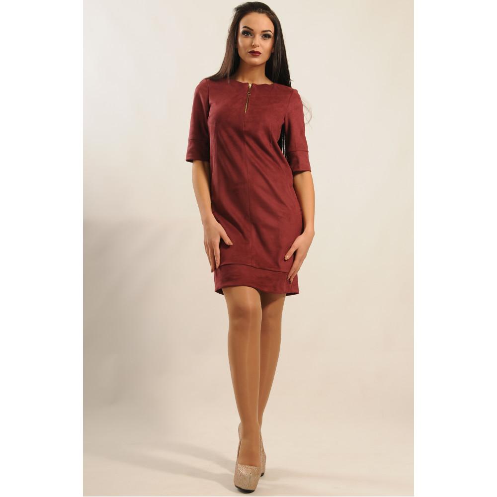 Сукня «Маренго» кольору бордо – купити у Києві 72edc4e261032
