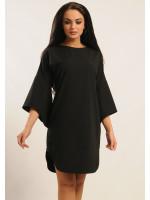 Сукня «Індіра» чорного кольору