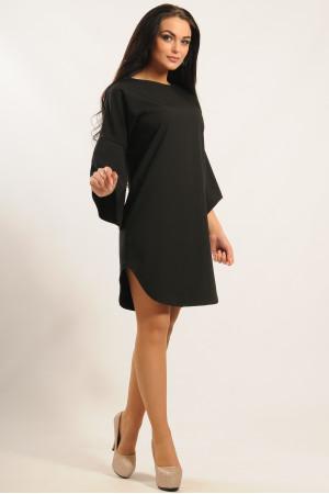 Платье «Индира» черного цвета