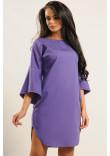 Сукня «Індіра» фіолетового кольору