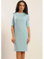 Сукня «Кім» блакитного кольору
