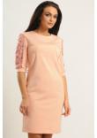 Сукня «Хіларі» кольору пудри