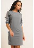 Сукня «Хіларі» сірого кольору