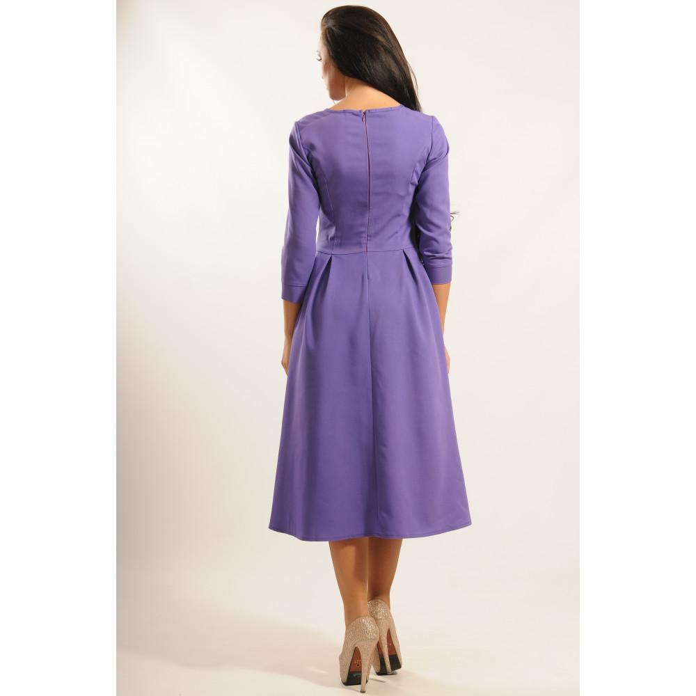 Сукня «Джулія» фіолетового кольору – купити у Києві 6948cca51a9a1