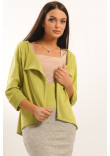 Піджак «Лола» салатового кольору