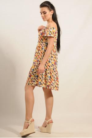 Сукня «Неллі» жовта