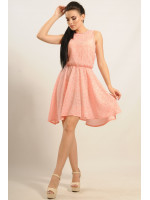 Платье «Тиара» розовое