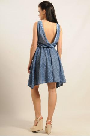 Сукня «Тіара» синя