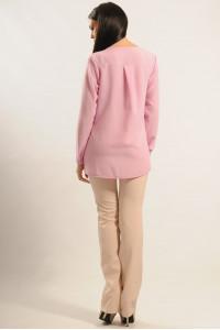 Блуза «Айрин» лилового цвета