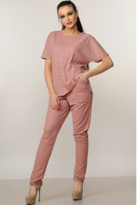 Костюм «Хейди» розового цвета