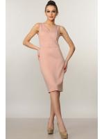 Платье «Лори» цвета пудры