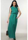 Сукня «Ваніль» смарагдового кольору