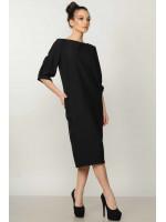 Сукня «Меган» чорного кольору