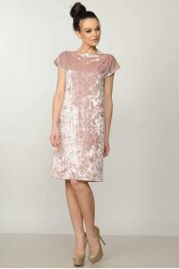 Сукня «Евеліна» кольору пудри