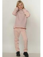 Костюм для девочки «Эйми Kids» цвета пудры