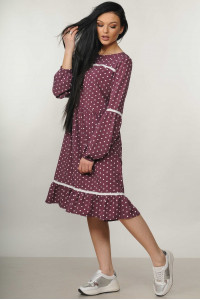 Сукня «Шеріл» фіолетового кольору