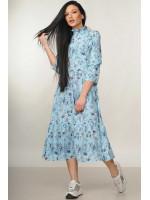 Сукня «Рут» блакитного кольору