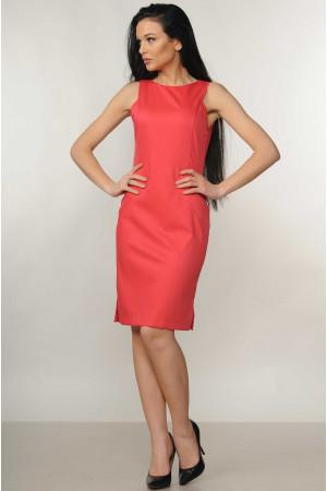 Сукня «Флеймі» коралового кольору