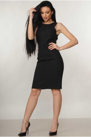 Сукня «Флеймі» чорного кольору