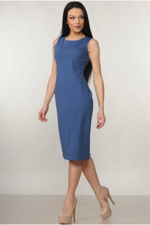 Сукня «Моніка» синього кольору