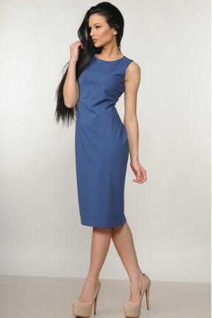 Платье «Моника» синего цвета