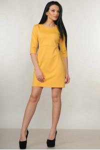 Сукня «Емілі» жовтого кольору