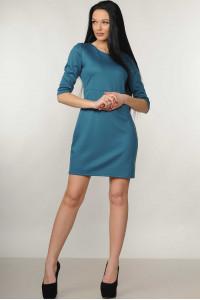 Сукня «Емілі» бірюзового кольору