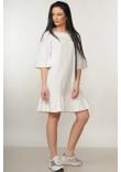 Сукня «Мелані» білого кольору
