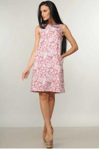 Сукня «Отті» рожевого кольору