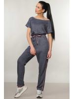 Комбінезон «Кім» кольору джинс