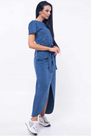 Сукня «Анетті» синього кольору
