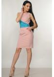 Сукня «Лінда» кольору пудри