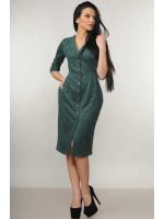Сукня «Кіан» смарагдового кольору