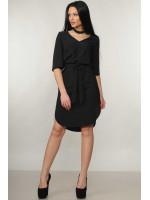 Сукня «Лагуна» чорного кольору