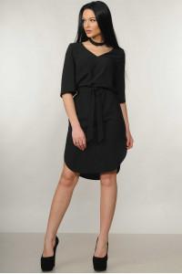 Платье «Лагуна» черного цвета