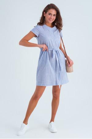 Сукня «Міла» синього кольору